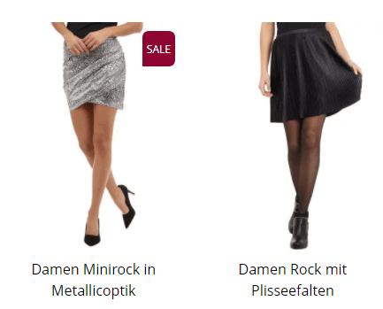 Kleider und Röcke bei TAKKO