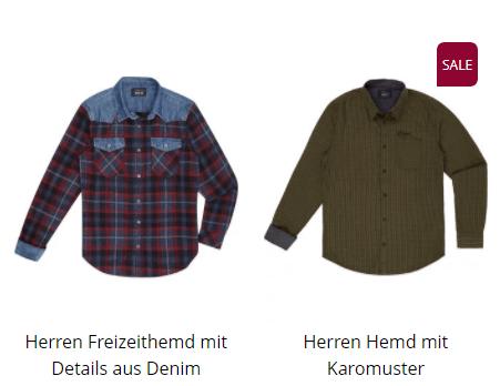 Hemden bei TAKKO