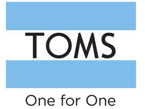 Das Logo von TOMS