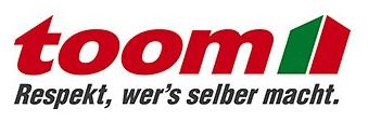 Das Logo von toom