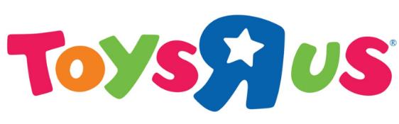 Das Logo von ToysRUs