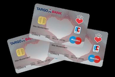 Kredit Karte bei Targo Bank