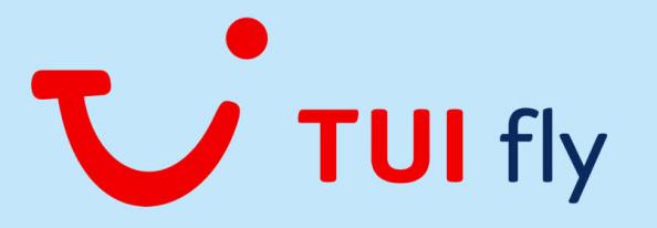 Das Logo von TUIfly