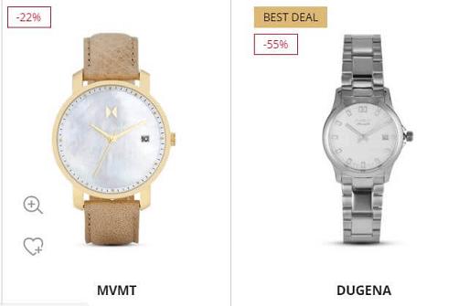Damen Uhren bei VALMANO