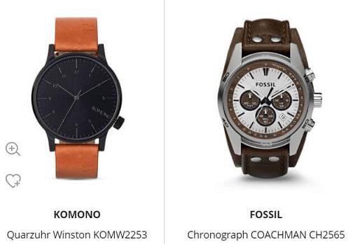 Herren Uhren bei VALMANO