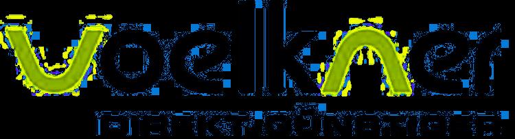 Das Logo von voelkner