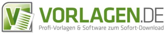 Das Logo von Vorlagen.de