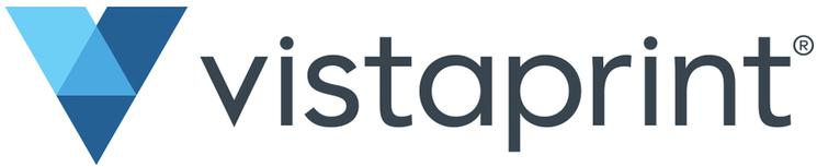Das Logo von Vistaprint.de