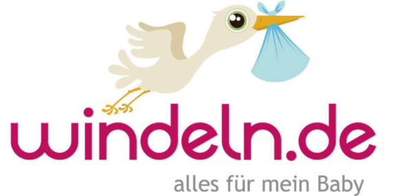 Das Logo von windeln.de
