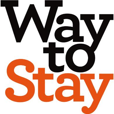Das Logo der Firma Waytostay