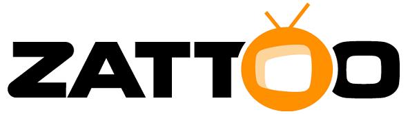 Das Logo von zattoo.de
