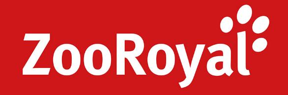Das Logo von ZooRoyal