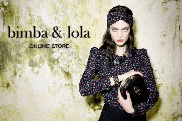 Bimba&Lola ofrece productos de lujo que puedes comprar mas barato gracias a codigos promocionales Bimba&Lola
