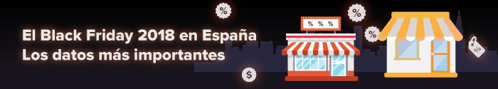 El Black Friday 2018 en España. Los datos más importantes