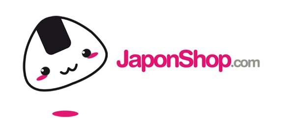 logo de la tienda japon shop