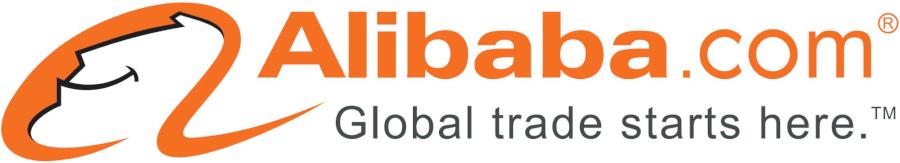 Logo Alibaba online tienda global