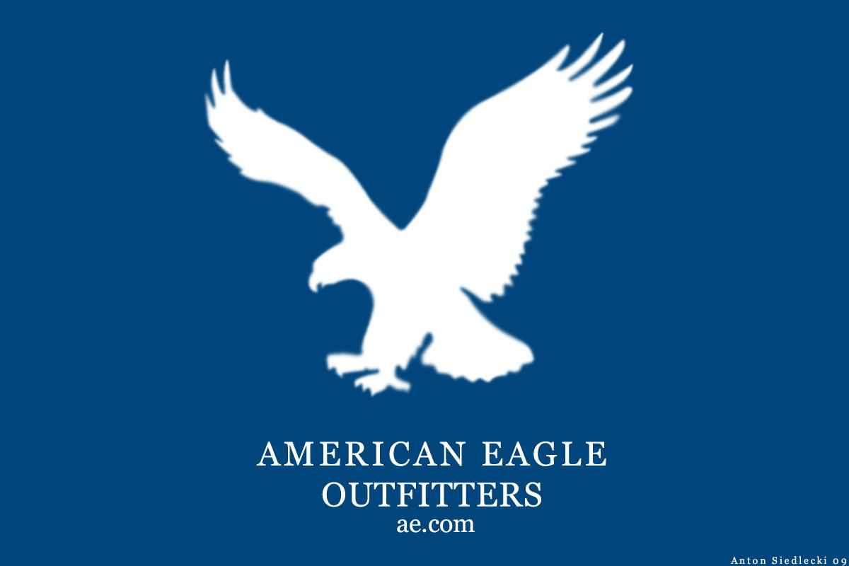 Logo de la tienda American Eagle