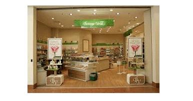 Bottega Verde ofrece diferentes cosmeticos de tratamiento corporal