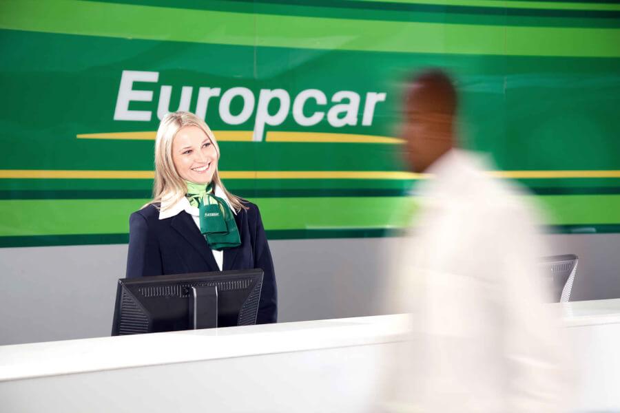 reservas Europcar - fáciles y baratas