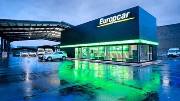 Tiendas Europcar en el Mundo
