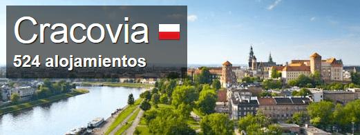 Visita Cracovia con codigos promocionales eDreams
