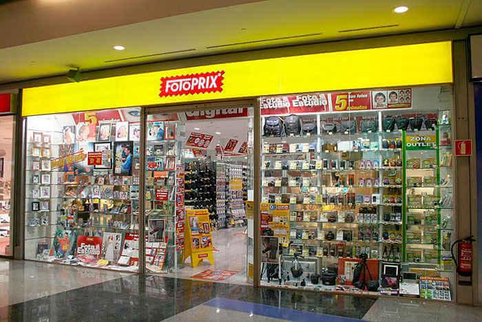 Tienda Física FotoPrix - Bajos precios en Fotografía