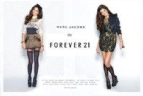 Anuncio Forever 21