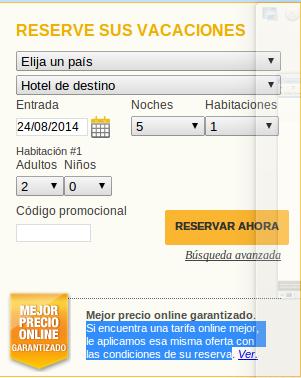 Introduce el código descuento Iberostar para disfrutar de los mejores precios