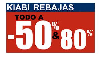 Encontraras cupones descuentos Kiabi hasta un 50% de descuento en cualquiera de sus productos.