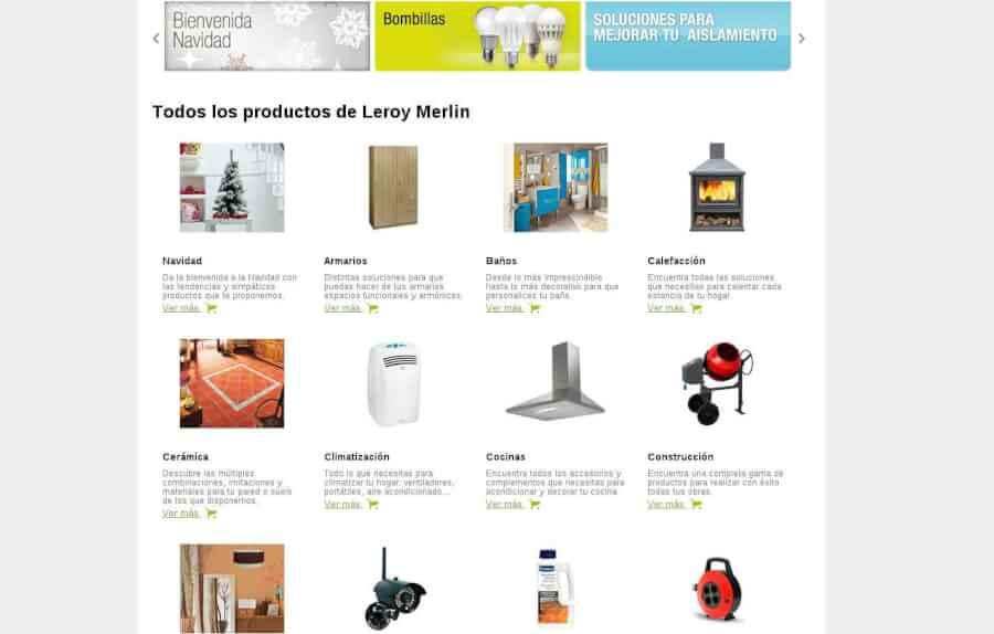 Ofertas en Bricolaje en Leroy Merlin