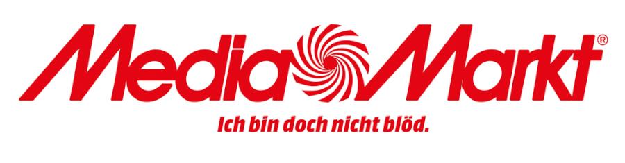 logo de la tienda media markt