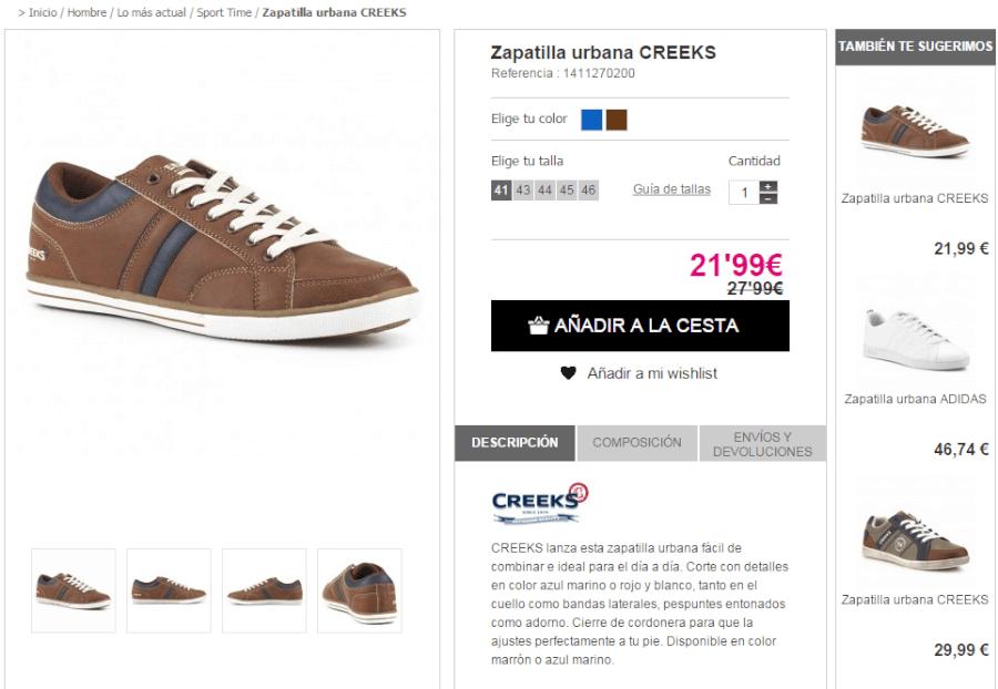 zapatos Merkal