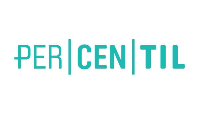 logo de la tienda percentil