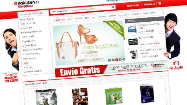 compra con los codigos descuento rakuten en la mayor tienda online