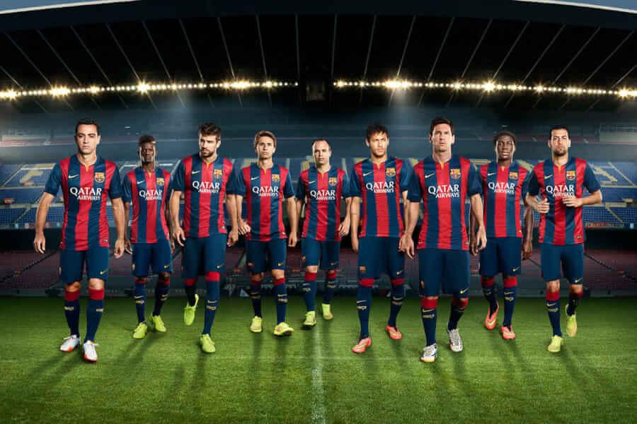Equipación Futbol Club Barcelona - Ahorra en la tienda Nike