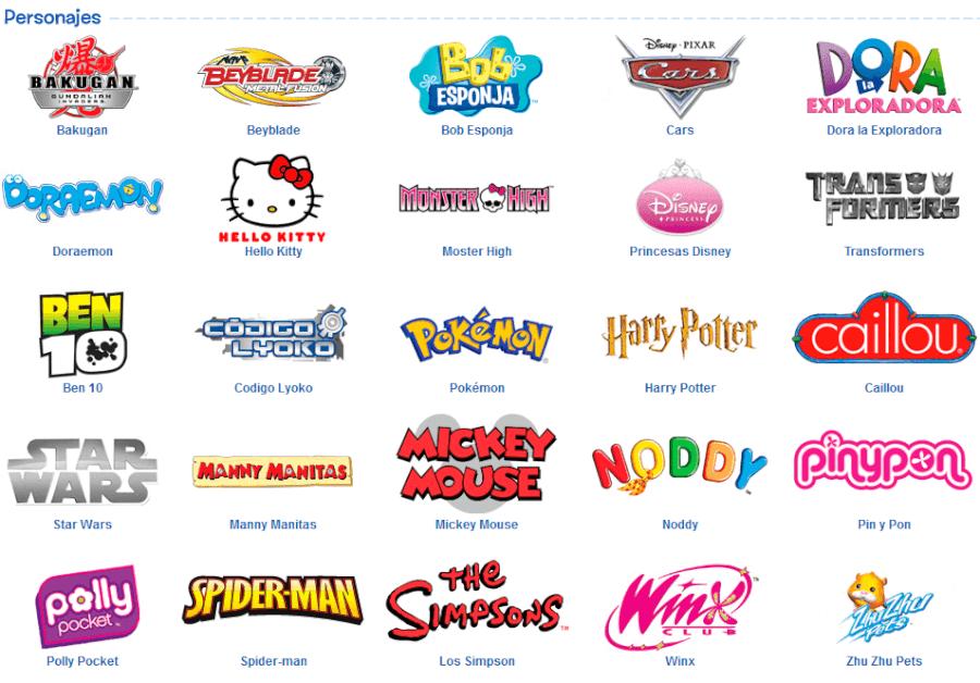 Aprovecha las mejores marcas gracias a cupones promocionales ToysRus