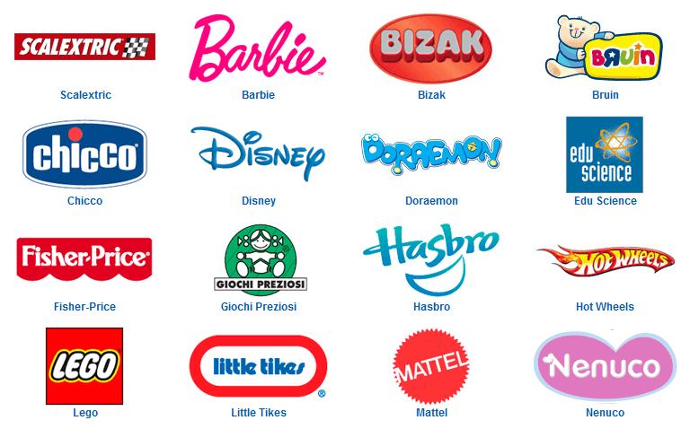 ToysRus ofrece una amplia gama de productos y marcas