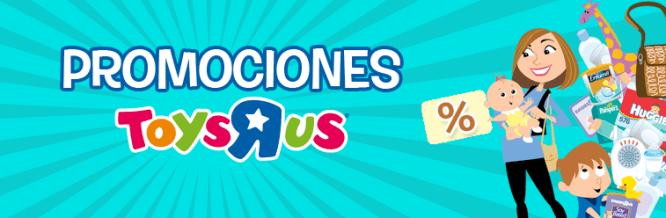 Descubre fantasticas ofertas ToysRus