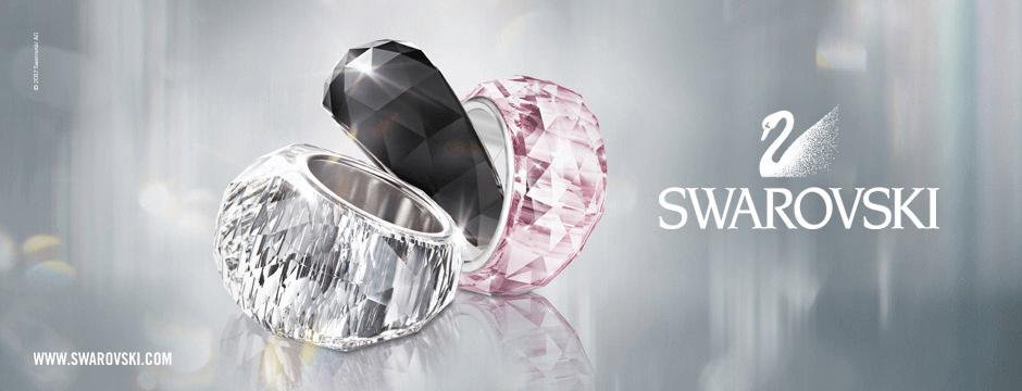 Compra joya con cupones promocionales Swarovski