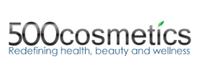 500 Cosmetics cupones descuento