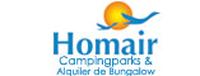 códigos Homair Vacaciones