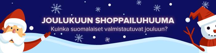 Joulukuun Ostohuuma