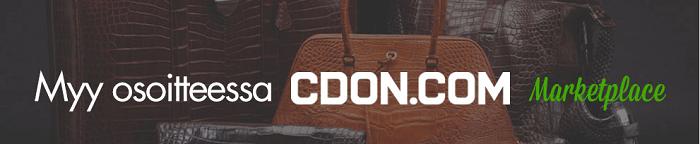 CDON marketplace - osta ja myy