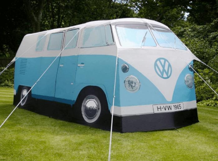 Volkswagen teltta Coolstuffista