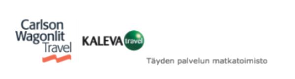 CWT Kaleva Travel logo