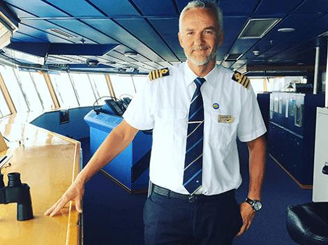 Laivan kapteeni