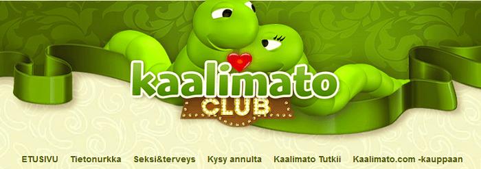 Kurkkaa Kaalimato klubiin