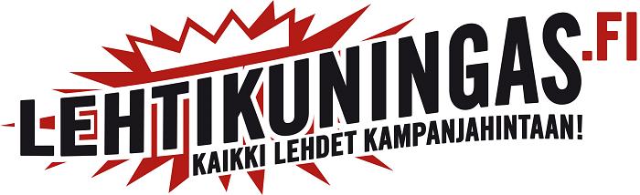 lehtikuningas.fi logo etukoodi tarjous