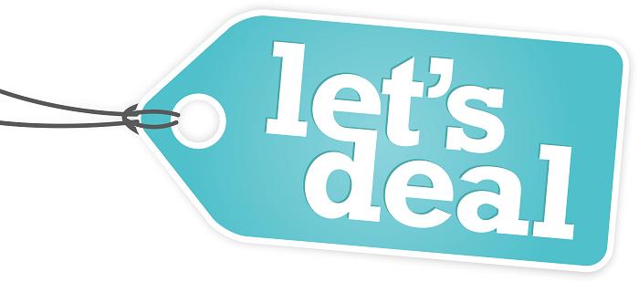 lets deal logo tarjoukset ja etukoodit