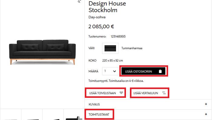 Shoppailu on helppoa Stockmannilla